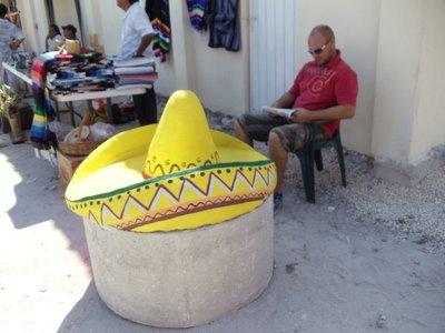 Sombrero Anyone!  well cover!!!