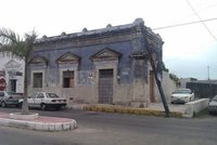 Building on my last walk in Progreso