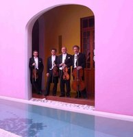 the Cuarteto Latinoamericano in Merida