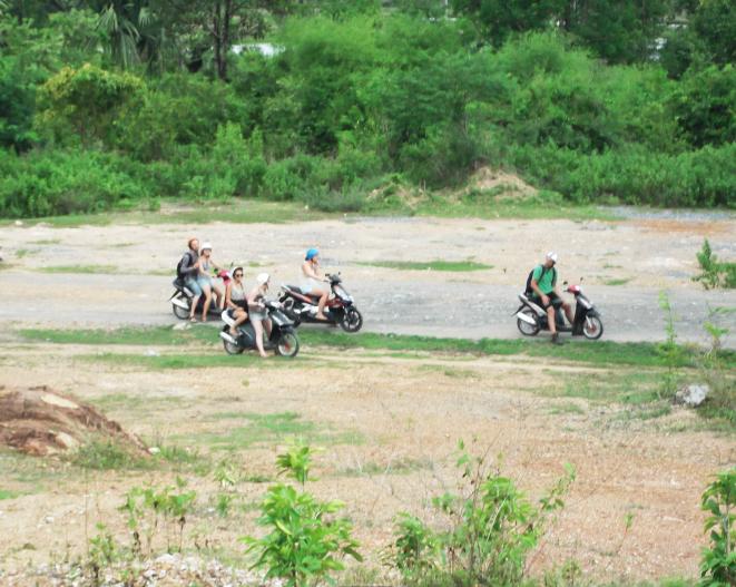 Riders of Kampot