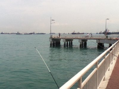 Bedok fishing jetty