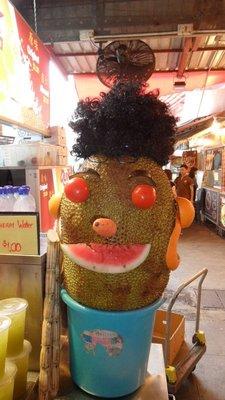 Hi, I am Jack Fruit!