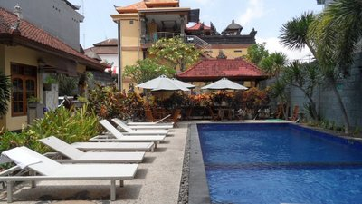 Hotel Dua Dara - sweet!
