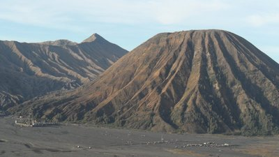 The Caldera was absolutely huge!