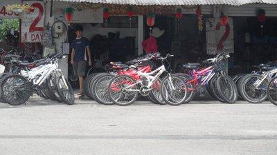 Bicycle anyone?