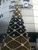 Xmas at Raffles Mall 2012
