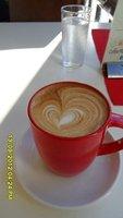 Lush latte . . . . mmmm!