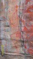 Aboriginal graffiti