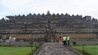 Borobudur in all of its glory