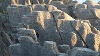 The Pancake Rocks