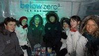 Ice Bar night