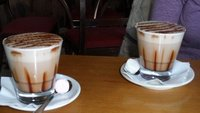 Hot chocolate - to die for!!