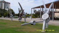 Mackay honours its mining roots with this inventive sculpture