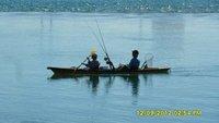Fishing, 1770 style