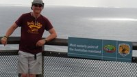 Australias most easterly point is reached!
