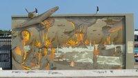 Darwin Harbour remembers WWII