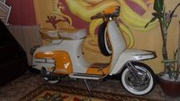 The fabulous Lambretta in Bedhot
