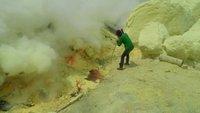 The sulphur pit