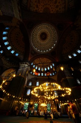 Yeni Cami prayer time