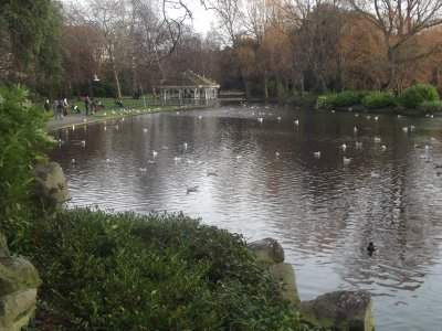 Stephens Green Pond