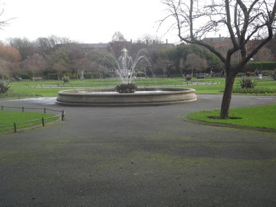 Stephens Green Fountain