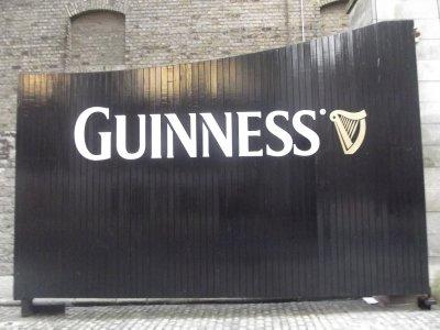 Guinness Gate!