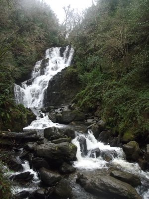 Torc Waterfall, Killarney