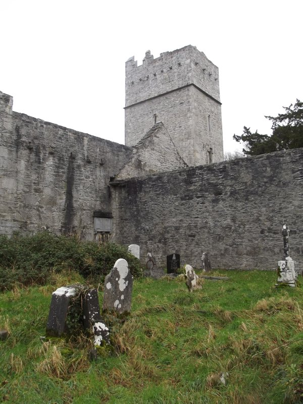 Muckross Abbey and Graveyard