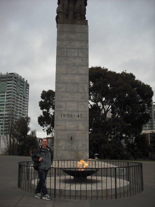 War Memorial Melbourne