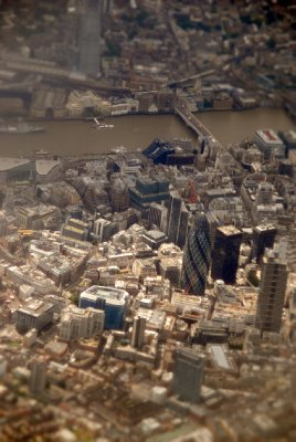London in miniature