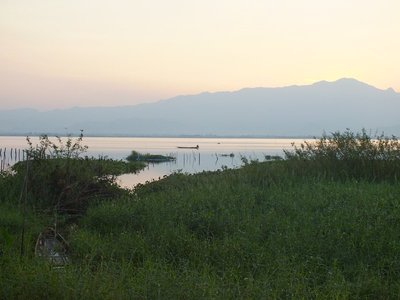 Lake Phayao, Thailand