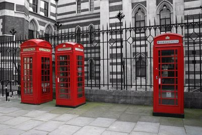 phoneboxes london