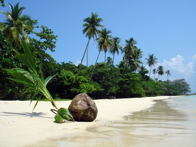Paradise Beach, Pulau Kapas