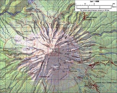 Mount Taranaki - Map