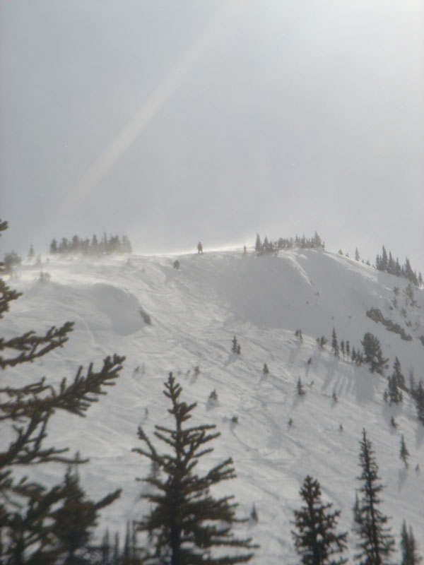 SuperBowl Back Country Adventures - Descent from Terminator 2