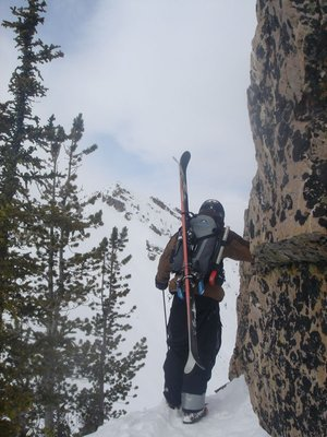 SuperBowl Back Country Adventures - Cliffhanger