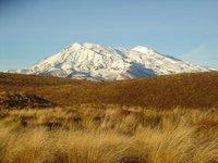 Mount Ruapehu - Tongariro Crossing nr Taupo