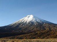 Mount Ngauruhoe - Tongariro Crossing nr Taupo