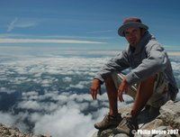 On Top of the World, well Mount Taranaki atleast