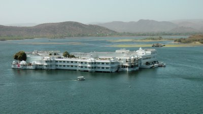 The Lake Palace Hotel