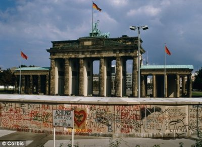 Berlin Wall
