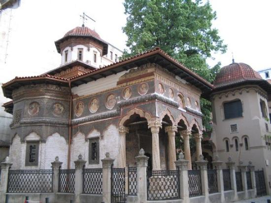 Stavropoleos Church