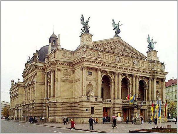 L'viv Theater of Opera and Ballet