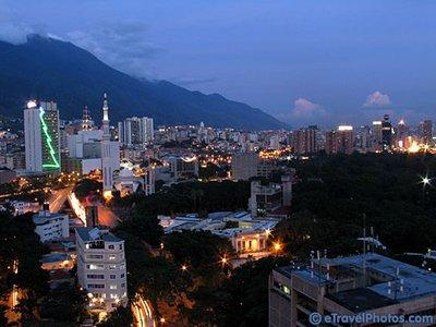 Downtown Caracas