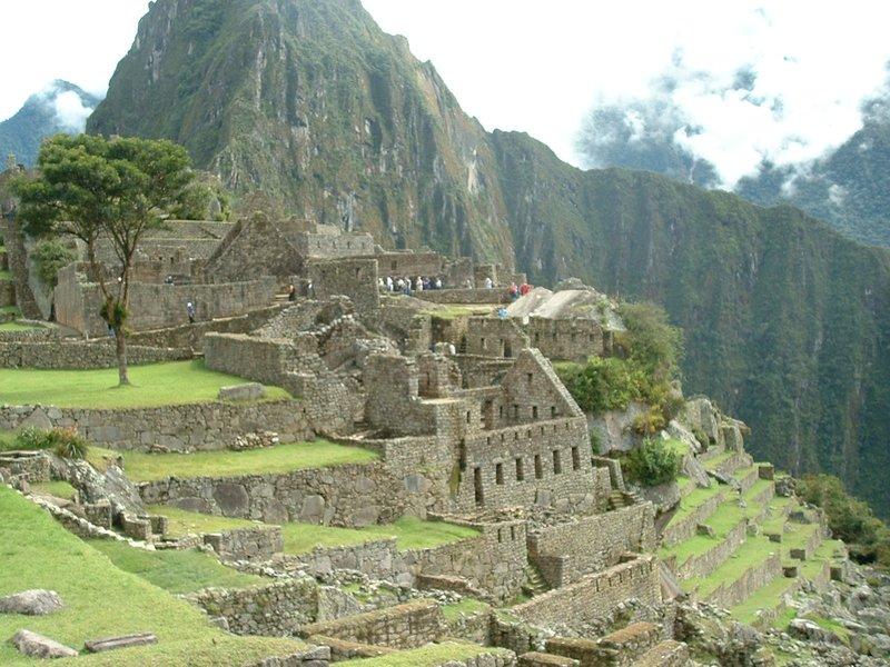 Machu Picchu at last!