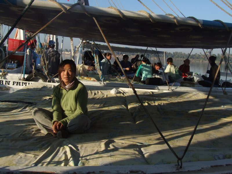 Felucca ride on River Nile