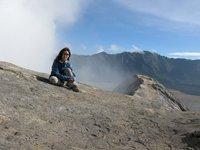 Top of Gunung Bromo