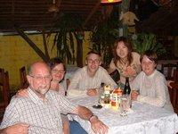 Farewell dinner in Rurrenabaque