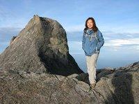 Submit of Mt Kinabalu