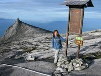 Plateau below Mt Kinabalu submit
